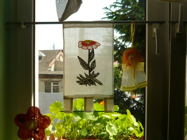 Okna i drzwi, moje okna...