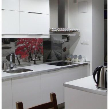 Kuchnia Ikea Abstrakt Bialy Polysk Deccoria Pl