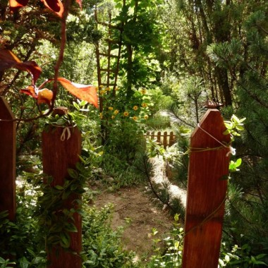 ogród letni