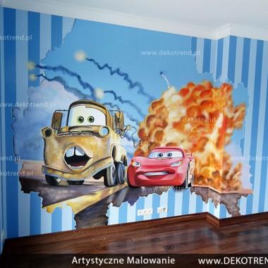 Pokój dziecięcy, malowanie bajek dla dzieci