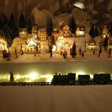 wioska świąteczna