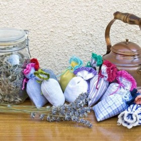 Jak samodzielnie przygotować woreczki zapachowe?