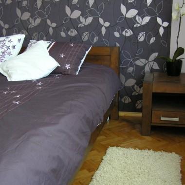 fioletowa sypialnia- początki