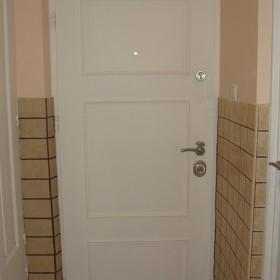 Metamorfoza drzwi dla Jadwin :)
