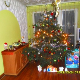 Dalszy ciąg po remoncie i świątecznie