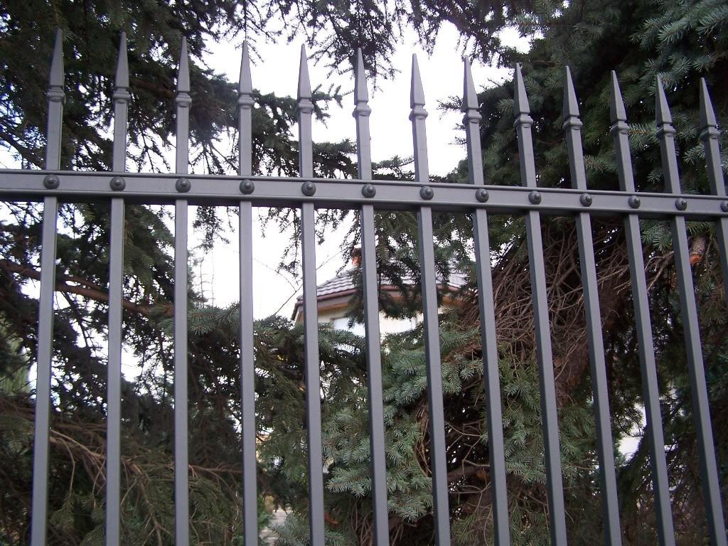 Pozostałe, Ogrodzenia Bramy Konstrukcje stalowe - www.solmetal.pl