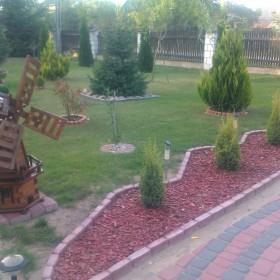 Ogródek jesienią:)
