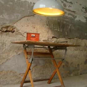 KAISER & FRAZER INDUSTRIAL LAMP 1946