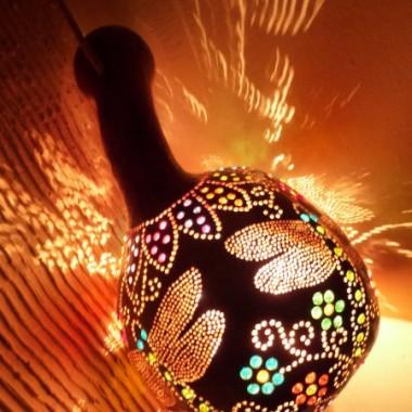 lampy z tykwy wlasne projekty. zapraszam kostrzewatom@interia.pl