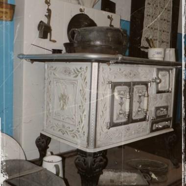 Kuchnia babcina vintage