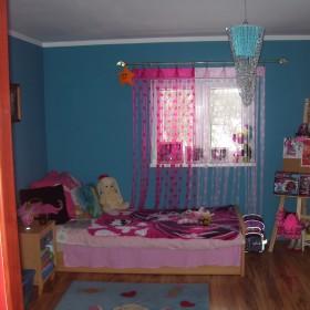Pokój mojej córci.