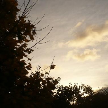 ..............i jesienne niebo...........