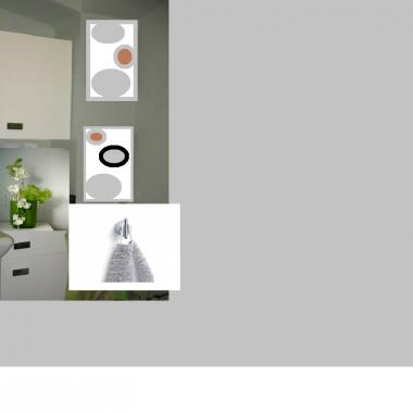 Łazienka - w kafelkach czy bez