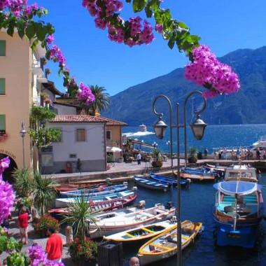 włoskie krajobrazy