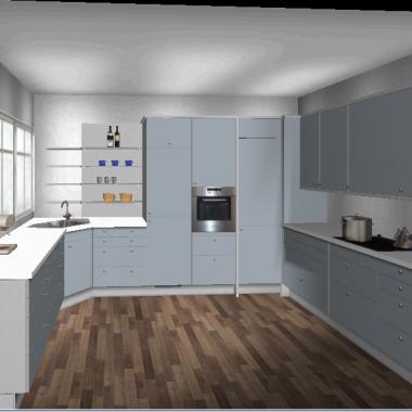 Kuchnia - wizja