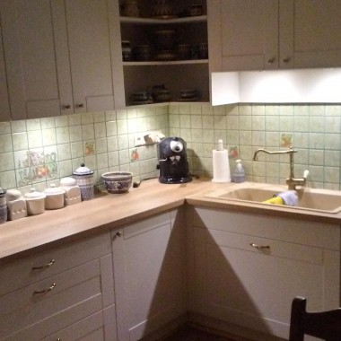 Kuchnia po metamorfozie...