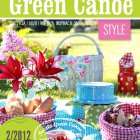 """Magazyn """"Green Canoe Style """""""