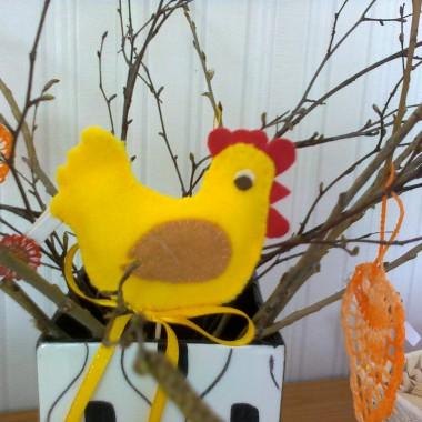 Wielkanoc 2012 - pomysły na dekoracje domu