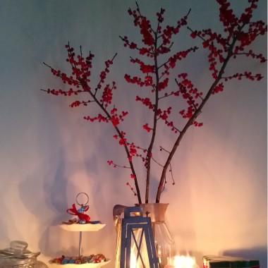 ...............i ognik dekoruje dom............