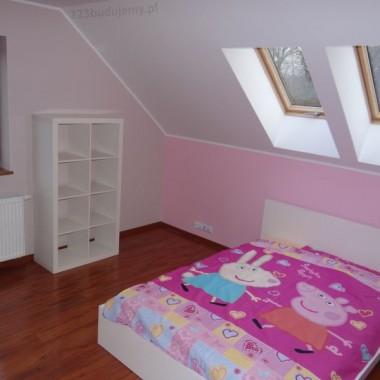 Różowy pokój naszej córeczki