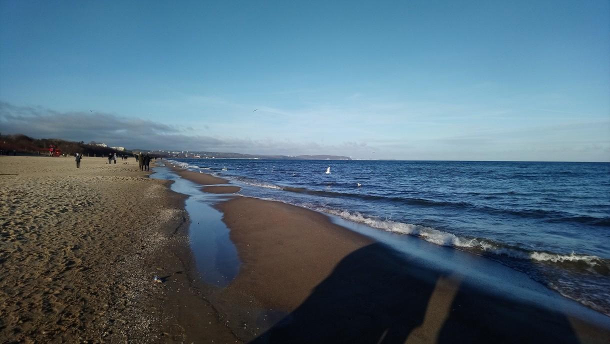 Dekoracje, Świątecznie i noworocznie............... - ..............i wspólny spacer nad morzem..............