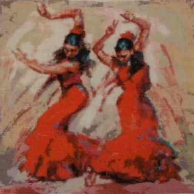 Flamenco wg Renaty Domagalskiej
