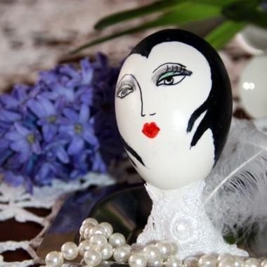 jajogłowe damy i inne jajkowe przebierańce.....