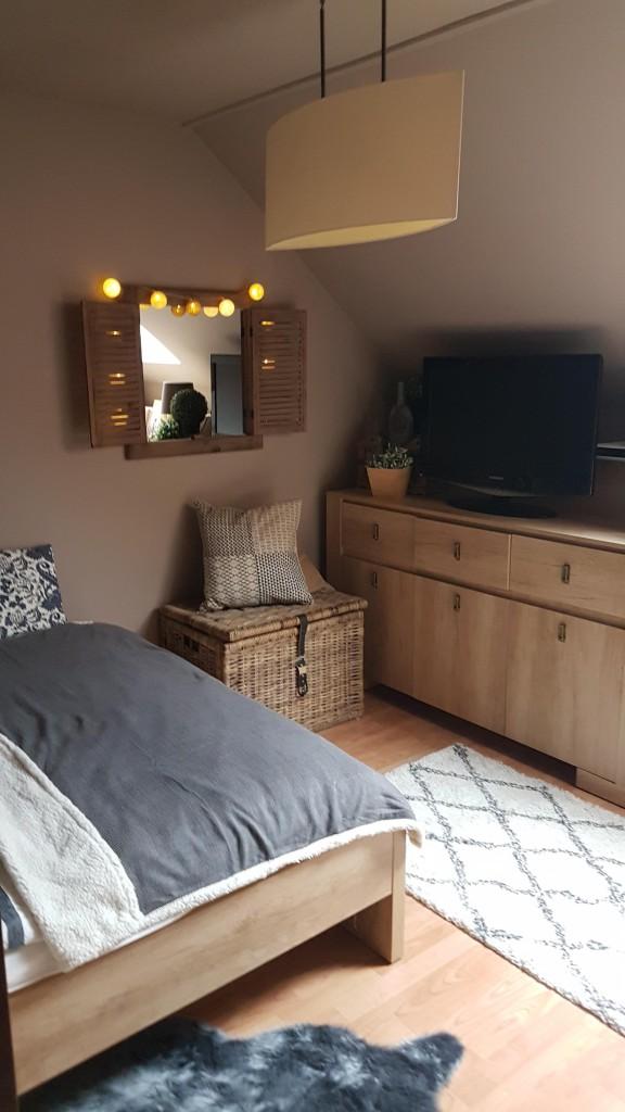 Sypialnia, Nasze Śpiem i Śniem po malej zmianie