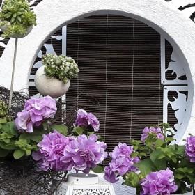 Dekoracje i ozdoby do ogrodu Kobea Ogrody i Bruki
