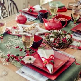 Świąteczne aranżacje domu
