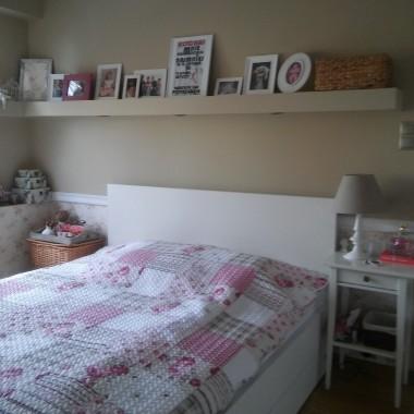ostatnie spojrzenie na taką wersje sypialni :)
