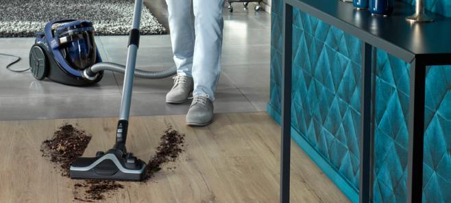 Nowa jakość odkurzania – czysto, cicho i oszczędnie