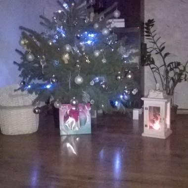 Migawki Świąteczne u Mnie i małe zmiany