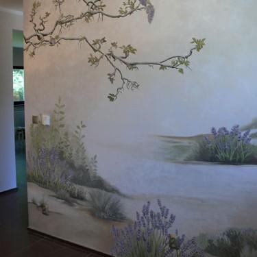 Artystyczne malarstwo ścienne, artystyczne malowanie ścian,