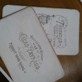Tabliczki vintage