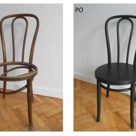 Drugie życie starego krzesła