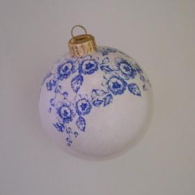 Ozdoby świąteczne - bombki choinkowe