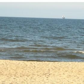 Wakacyjna galeria znad morza ........trochę wody dla ochłody....