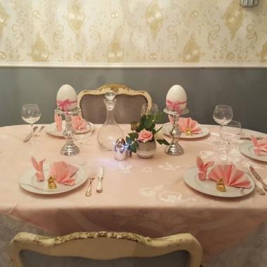 Swiateczny stol