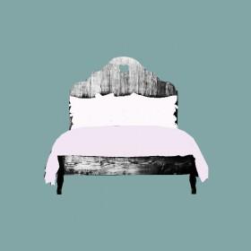 co z łóżkiem?