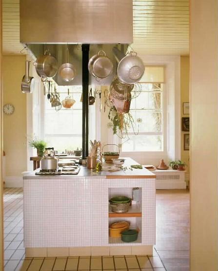 Kuchnia, Projekty białych kuchni