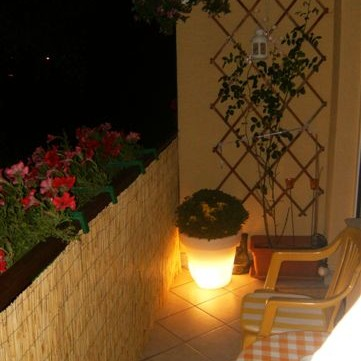jesienno-wieczorowe wydanie mojej oazy