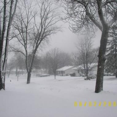 piekna zima