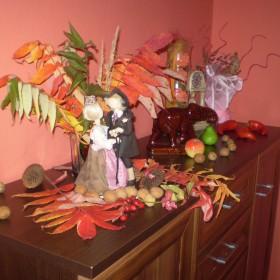 Jesień w salonie