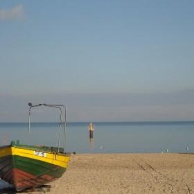 A nad morzem wiosna .....słonko świeci...a u mnie serduchowo...