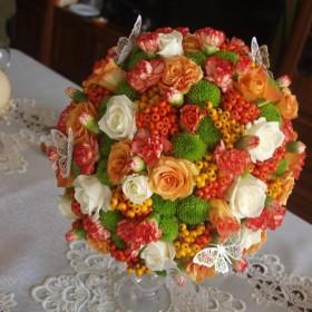 Pomarańczowa słodycz:)