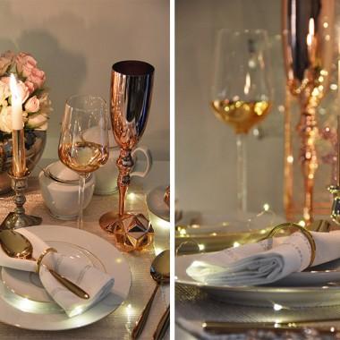 Magia świątecznego stołu