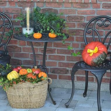 Jesień przy drzwiach