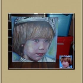 Maluję portrety ze zdjęć