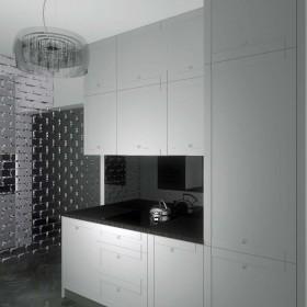 Projekt i aranżacja wnętrza nowej kuchni w eleganckim wydaniu